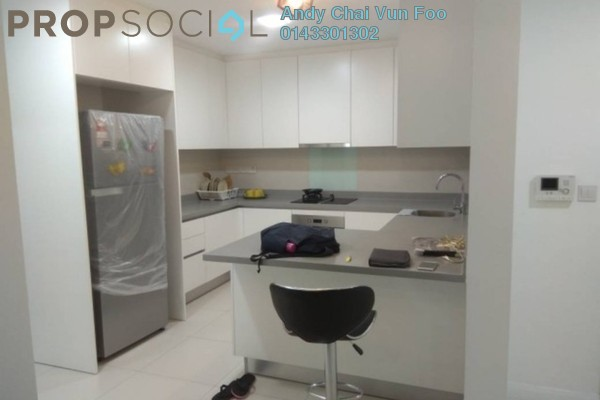 Serviced Residence For Rent in Three28 Tun Razak, KLCC Freehold Fully Furnished 2R/2B 3.5k