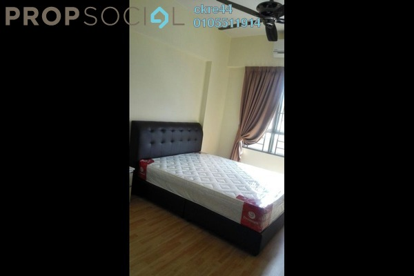 Condominium For Sale in D'Alamanda, Cheras Freehold Fully Furnished 3R/2B 469k