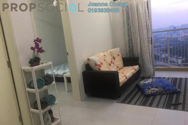 Condominium For Rent in Residensi Jalilmas, Bukit Jalil Freehold Fully Furnished 3R/2B 1.3k