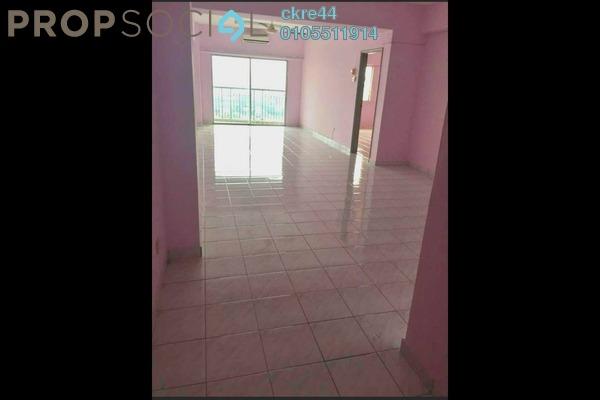 Condominium For Sale in Pandan Villa, Pandan Indah Freehold Unfurnished 3R/2B 460k
