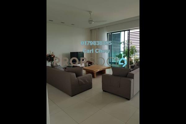 Condominium For Rent in Zehn Bukit Pantai, Bangsar Freehold Fully Furnished 3R/4B 10k