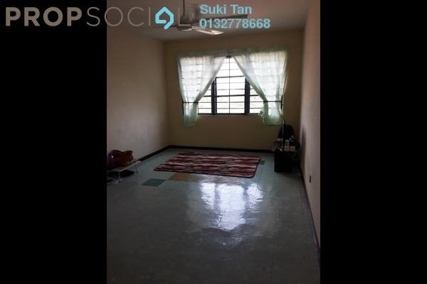 For Sale Apartment at SD Apartments, Bandar Sri Damansara Freehold Unfurnished 3R/2B 260k