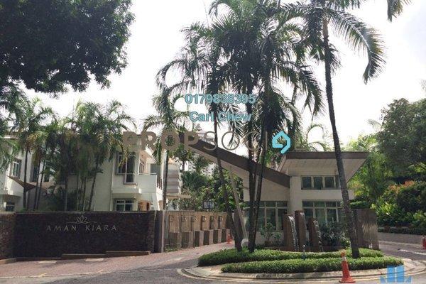 Condominium For Rent in Mont Kiara Aman, Mont Kiara Freehold Fully Furnished 3R/4B 6.5k
