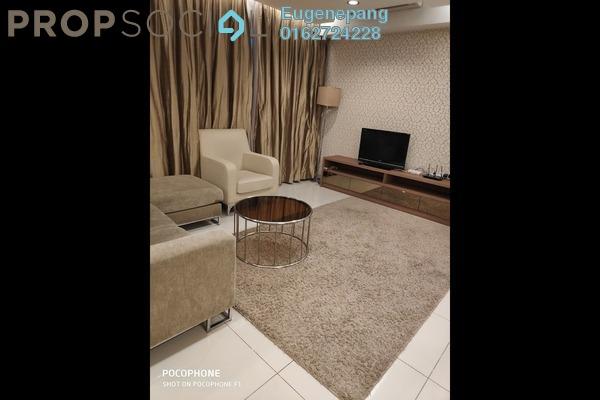 Condominium For Sale in Regalia @ Jalan Sultan Ismail, Kuala Lumpur Freehold Fully Furnished 3R/3B 850k