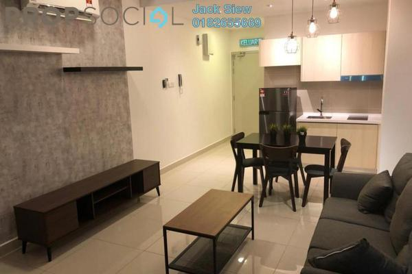 Condominium For Rent in VIVO Suites @ 9 Seputeh, Old Klang Road Freehold Fully Furnished 0R/1B 1.6k