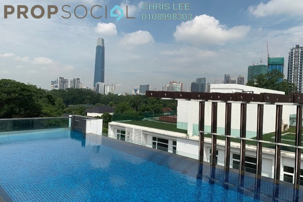 Condominium For Sale in Nobleton Crest, Ampang Hilir Freehold Unfurnished 4R/4B 5.5m