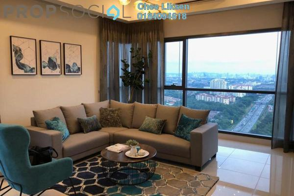 Serviced Residence For Rent in Cyperus Serviced Residence @ Tropicana Gardens, Kota Damansara Freehold Fully Furnished 3R/2B 5.8k