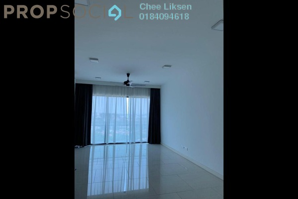 Condominium For Rent in One Central Park, Desa ParkCity Freehold Semi Furnished 2R/1B 3.4k