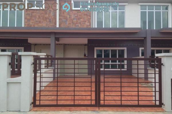 Terrace For Rent in Taman Pelangi Semenyih 2, Semenyih Freehold Unfurnished 4R/3B 900translationmissing:en.pricing.unit