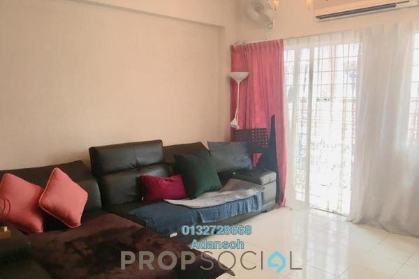 Condominium For Sale in Medan Putra Condominium, Bandar Menjalara Freehold Fully Furnished 3R/2B 399k