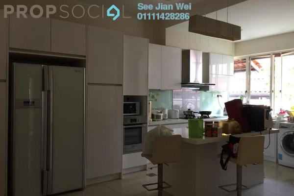 Semi-Detached For Rent in Setia Eco Park, Setia Alam Freehold Fully Furnished 5R/6B 5k