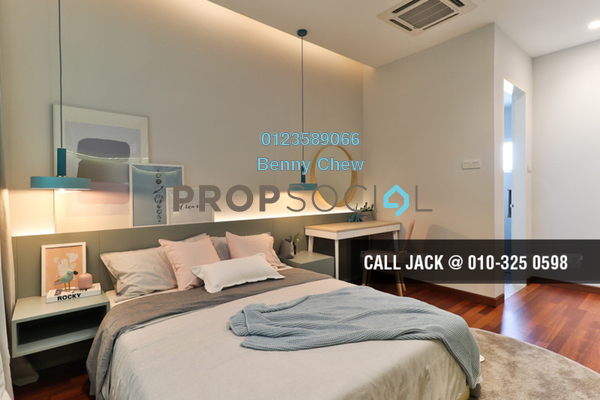 For Sale Condominium at The Lead Residences, Klang Freehold Semi Furnished 3R/3B 603k