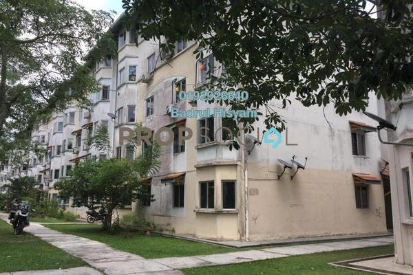 Apartment For Sale in Impian Apartment, Damansara Damai Freehold Unfurnished 3R/2B 220k