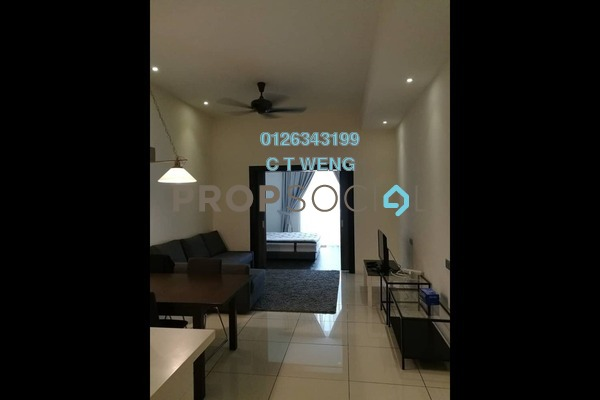 Condominium For Rent in M Suites, Ampang Hilir Freehold Fully Furnished 1R/1B 2.1k