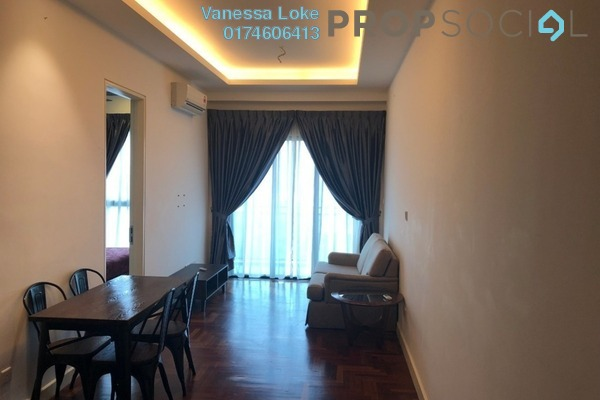 For Rent Condominium at Residency V, Old Klang Road Freehold Fully Furnished 2R/2B 2.45k