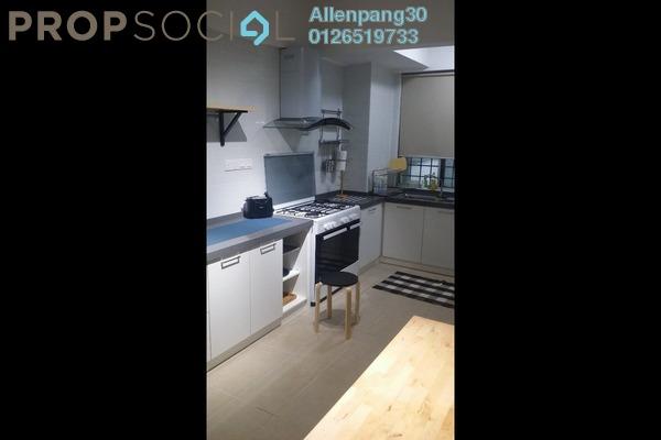 Condominium For Sale in Tiara Kelana, Kelana Jaya Freehold Semi Furnished 4R/2B 500k