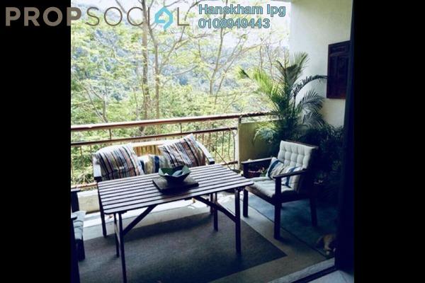 Condominium For Sale in Kaleidoscope, Setiawangsa Freehold Semi Furnished 3R/2B 680k
