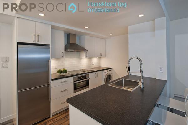 Condominium For Sale in Berlian Residence @ Setapak, Kuala Lumpur Freehold Semi Furnished 3R/2B 460k