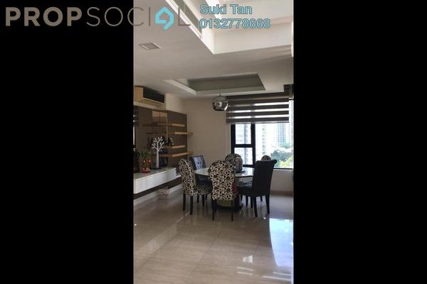 Condominium For Rent in Lumina Kiara, Mont Kiara Freehold Fully Furnished 4R/5B 8k