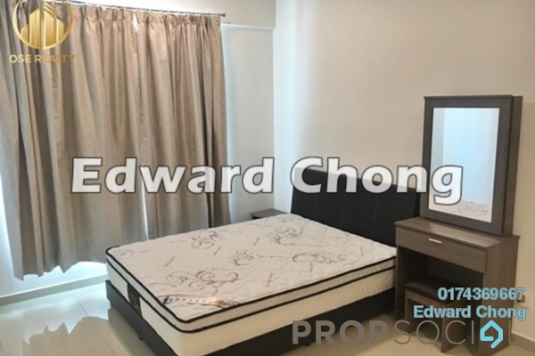 Condominium For Rent in Solaria Residences, Sungai Ara Freehold Fully Furnished 3R/2B 1.45k