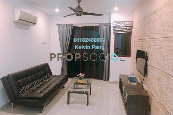 For Rent Condominium at Marina Bay, Tanjung Tokong Freehold Fully Furnished 3R/2B 2k