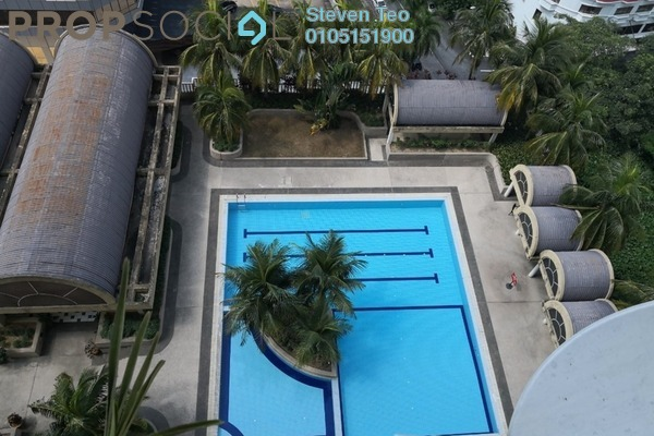 Condominium For Sale in Seputih Permai, Seputeh Freehold Fully Furnished 3R/2B 608k