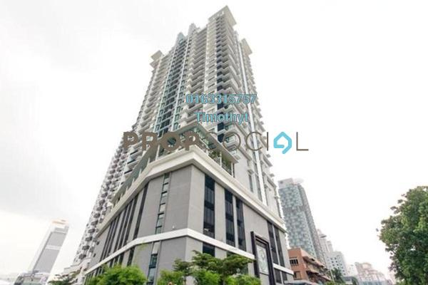 Condominium For Rent in Casa Residency, Pudu Freehold Fully Furnished 1R/2B 2.4k
