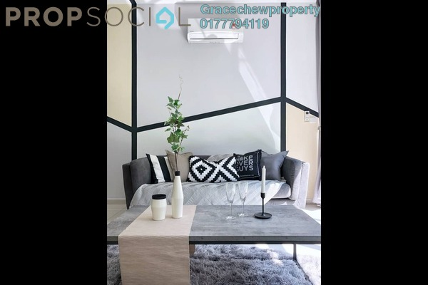 Terrace For Rent in Emerald Bay, Puteri Harbour Freehold Fully Furnished 4R/3B 3.3k