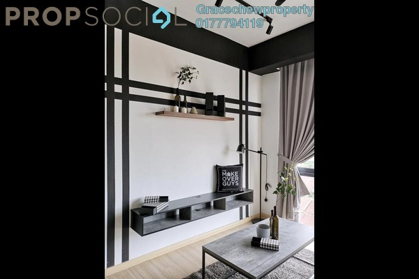 Serviced Residence For Rent in Bora Residences, Danga Bay Freehold Fully Furnished 3R/2B 2.5k
