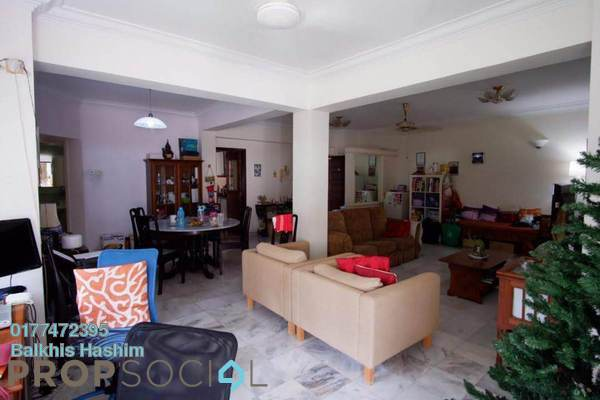 Condominium For Sale in Pantai Hillpark 1, Pantai Freehold Semi Furnished 3R/2B 650k