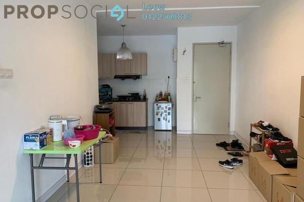 Condominium For Rent in Kiara Residence, Bukit Jalil Freehold Semi Furnished 3R/2B 1.5k