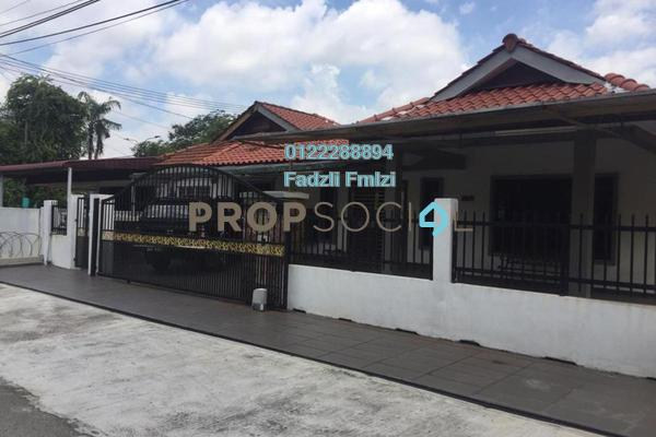 Semi-Detached For Sale in Section 6, Petaling Jaya Leasehold Fully Furnished 5R/4B 1.7m