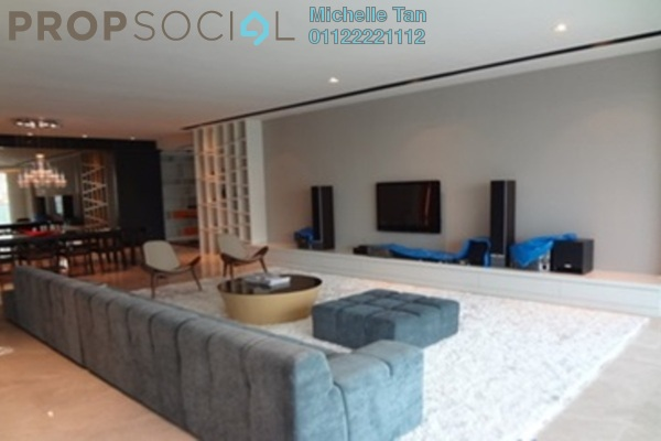 Condominium For Sale in Cendana, KLCC Freehold Fully Furnished 4R/5B 3.68m