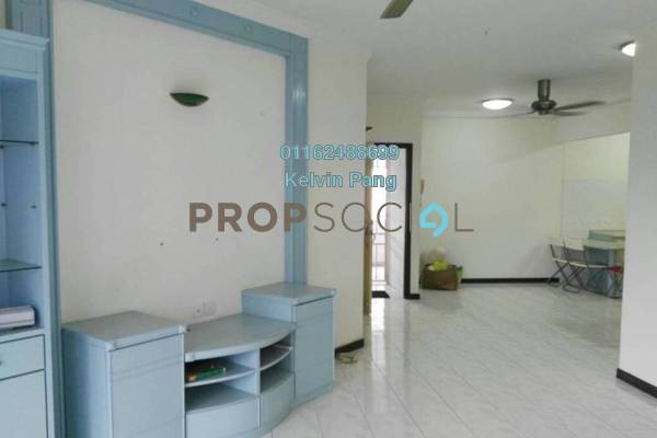 Condominium For Sale in Marina Bay, Tanjung Tokong Freehold Semi Furnished 3R/2B 580k
