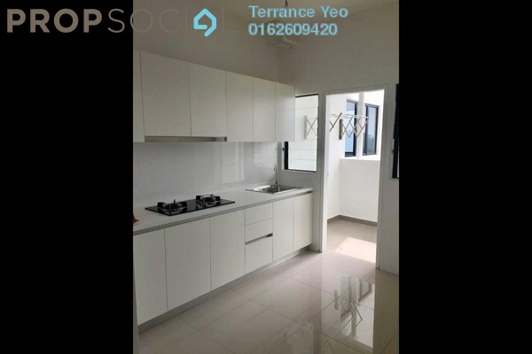 Condominium For Rent in The Greens @ Subang West, Shah Alam Freehold Semi Furnished 3R/2B 1.4k