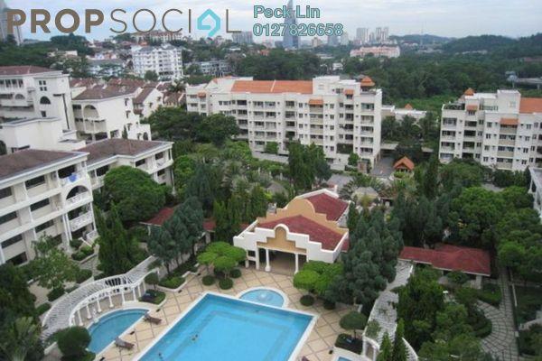 Condominium For Rent in Tivoli Villas, Bangsar Freehold Fully Furnished 2R/2B 3.5k
