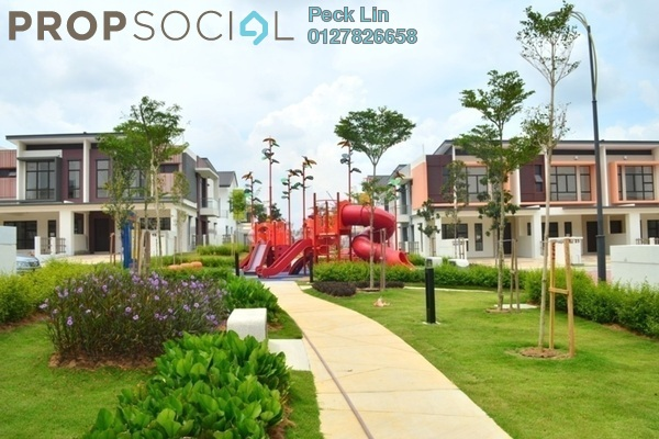 Superlink For Sale in Setia EcoHill, Semenyih Leasehold Unfurnished 4R/3B 730k