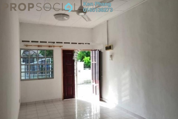 Terrace For Rent in Taman Wangsa Cheras, Batu 9 Cheras Freehold Unfurnished 3R/2B 900translationmissing:en.pricing.unit