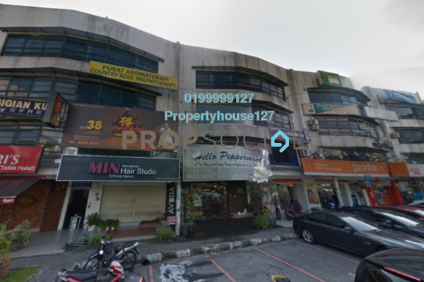 Shop For Sale in Desa Sri Hartamas, Sri Hartamas Freehold Unfurnished 0R/0B 6m