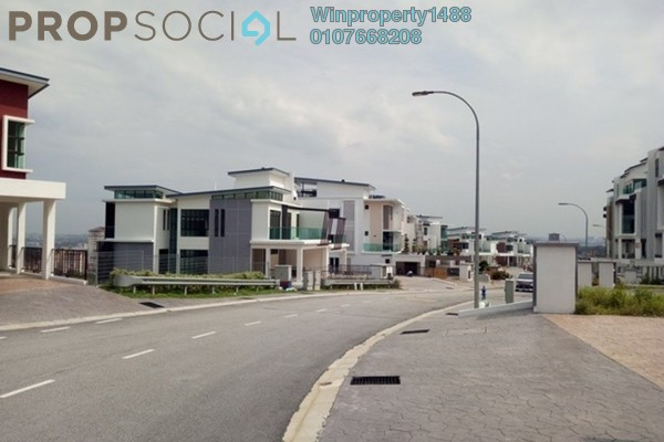 Semi-Detached For Rent in Kingsley Hills, Putra Heights Freehold Unfurnished 6R/7B 4.5k