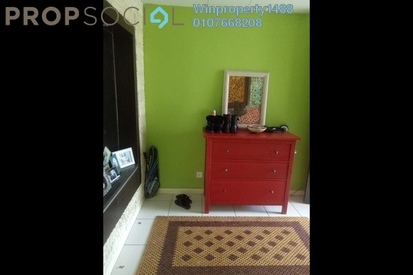 For Rent Terrace at Lake Edge, Puchong Freehold Semi Furnished 5R/4B 2.8k