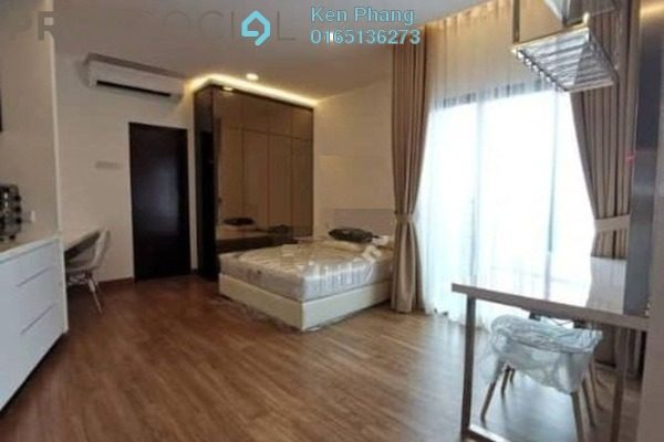 Condominium For Rent in Symphony Tower, Balakong Freehold Fully Furnished 0R/1B 1.45k