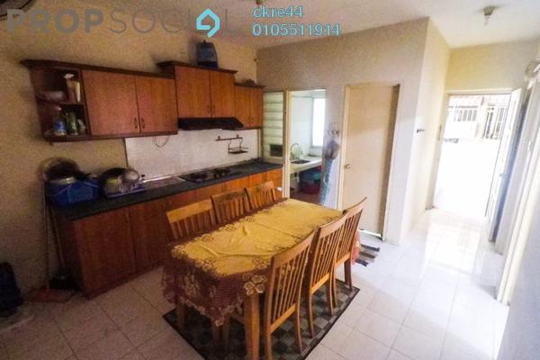 Apartment For Sale in Cemara Apartment, Bandar Sri Permaisuri Freehold Semi Furnished 3R/2B 315k