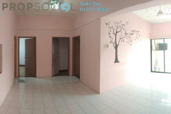 Condominium For Sale in Prima Saujana, Kepong Freehold Semi Furnished 3R/2B 240k