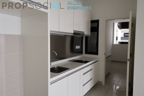 Condominium For Sale in The Meridin @ Medini, Medini Freehold Semi Furnished 3R/2B 520k