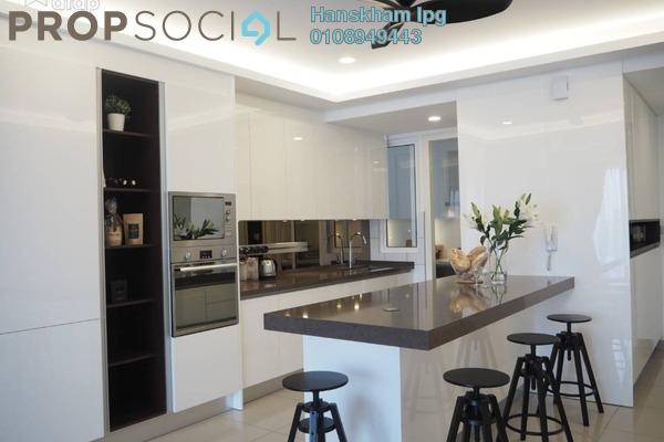 Condominium For Sale in Berlian Residence @ Setapak, Kuala Lumpur Freehold Semi Furnished 4R/3B 475k