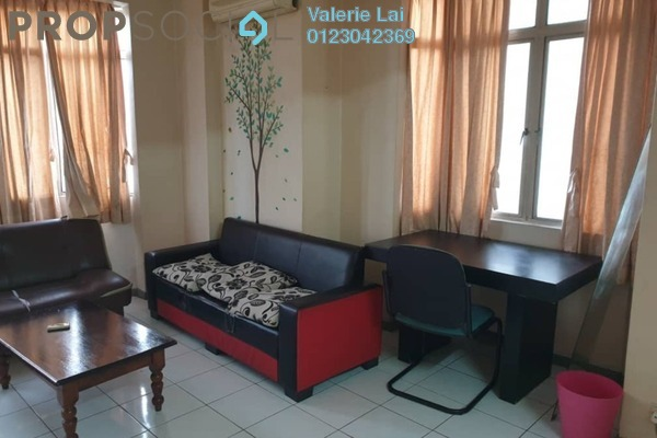 Condominium For Sale in Bukit OUG Condominium, Bukit Jalil Freehold Fully Furnished 2R/1B 270k