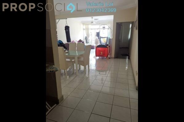Condominium For Sale in Bukit OUG Condominium, Bukit Jalil Freehold Semi Furnished 3R/2B 450k
