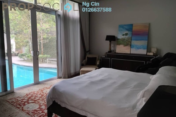 Bungalow For Rent in Taman Hillview, Ukay Freehold Fully Furnished 8R/9B 9.5k