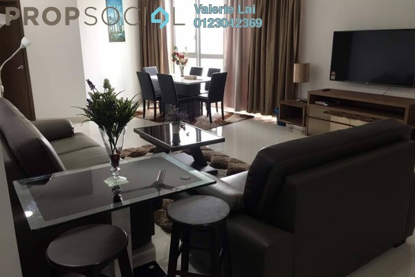 Serviced Residence For Sale in Regalia @ Jalan Sultan Ismail, Kuala Lumpur Freehold Fully Furnished 3R/2B 1.05m